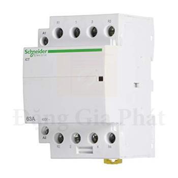 Khởi động từ iCT 4P điện áp cuộn dây 230/240VAC
