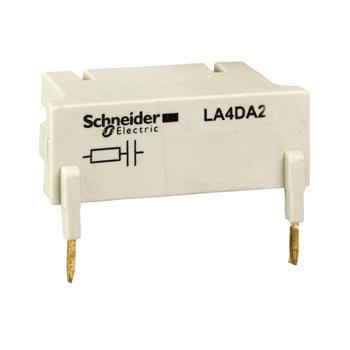 TeSys D - suppressor module - RC circuit - 110...240 V AC LA4DA2U