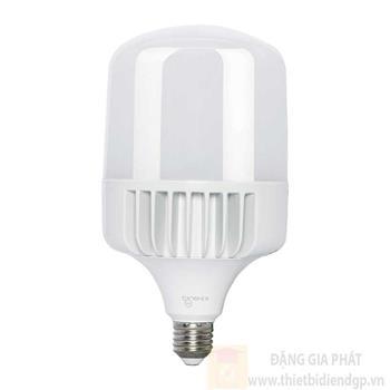 Đèn Led bulb trụ nhôm đúc Kingled 30W LB-30-T100-T