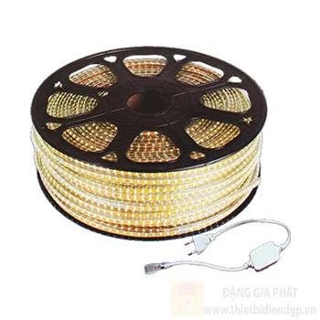 Led dây, 220V - 100 m ánh sáng trắng, vàng 3014