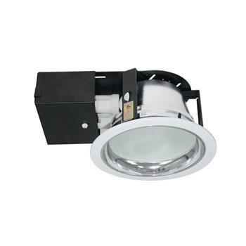 LGD 4 : Đèn downlight loại âm nằm ngang có kiếng viền sơn trắng 3W LGD 4