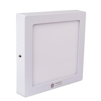 Đèn LED Ốp trần vuông vỏ kim loại LN08 230x230/18W