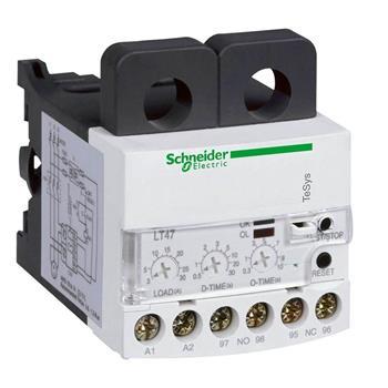 Relay bảo vệ nhiệt điện tử Schneider, reset tự động LT47....