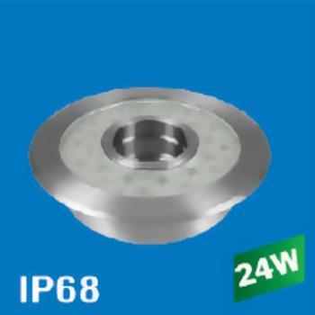 Đèn led âm đất MPE LUG2 IP68 24W LUG2-24T