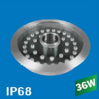 Đèn led âm đất MPE LUG2 IP68 36W LUG2-36T
