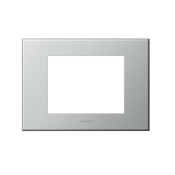 Mặt che nhựa màu ngọc trai Arteor – 3 module – 575011 575011