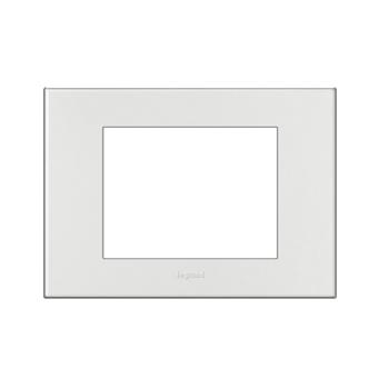 Mặt che nhựa trắng Arteor – 3 module – 575010 575010