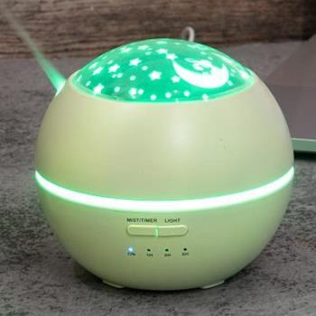 Máy xông tinh dầu siêu âm ánh sao xanh 150ml MXTD-ASX150