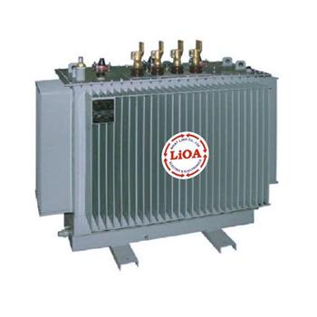 Biến áp điện lực 3 pha ngâm dầu LiOA 3D301H2TM1Y1 3D301H2TM1Y1