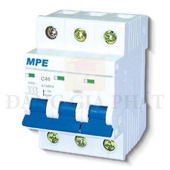 Thiết bị đóng ngắt MCB 3P 4.5KA MP4-C350