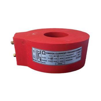 Biến dòng bảo vệ PCT OMEGA loại đúc tròn 5VA (loại không đế) PCT 100/5A, CL. 5P10, 5VA
