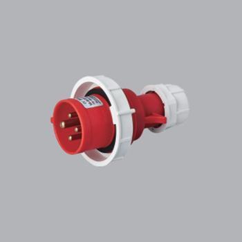Phích cắm loại di động có kẹp giữ dây 3P+E - IP67 MPN-0142