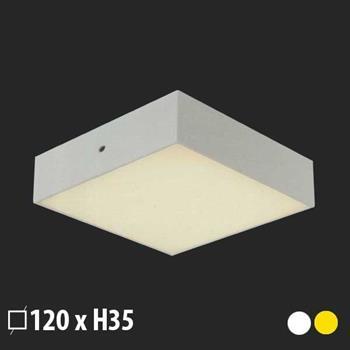 Đèn ốp trần vuông MSS-564 SMD 16W MSS-564