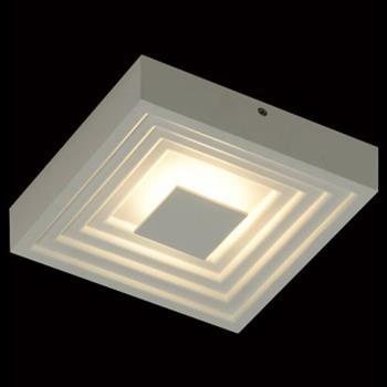 Đèn ốp trần vuông siêu sáng Ø150*H45, SMD 6W- Ánh sáng trắng, vàng MSS-569