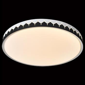 Đèn mâm ốp trần tròn siêu sáng Ø400*H70-LED 30W*2 MSS-673