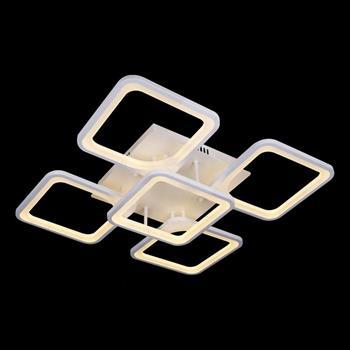 Đèn mâm Verona ốp trần Led Ø600 x H100, ánh sáng 3 chế độ MT-7194/4+1