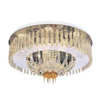 Đèn ốp trần Led tròn Ø600*H200, E27*8 lamp, remote NC 7110