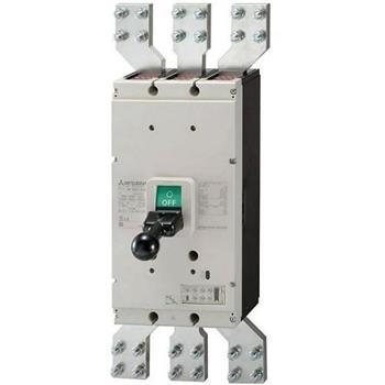 MCCB 3P chỉnh dòng 800-1600A 85kA NF1600-SEW 3P