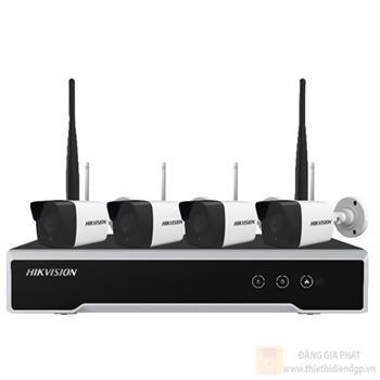 Bộ Kit camera IP Wifi NK42W0