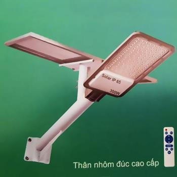 Đèn năng lượng thân nhôm đúc cao cấp 300W > 6500K, L450*W215*H60 NL 18