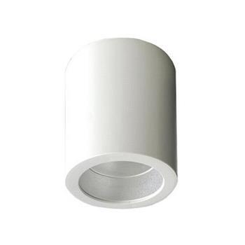 Đèn Downlight tròn lắp nổi Ø145, Trắng đục NLP72305