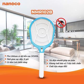 Vợt muỗi nanoco NMR102... NMR102