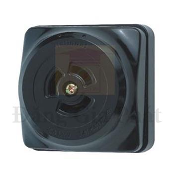 Ổ cắm locking loại nổi, màu đen 250V WK2420K