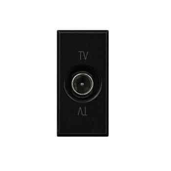 Ổ Cắm TV Axolute Màu Xám   HS4202D HS4202D