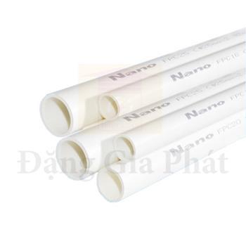 Ống luồn dây điện dạng thẳng PVC dài 2,92m FPC●L