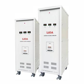 Ổn áp 3 pha Khô điều chỉnh độc lập LiOA DR3-KII 160V~430V DR3-KII