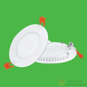 Đèn âm trần downlight slim OPUDL SLIM R150-12W-WH-NV