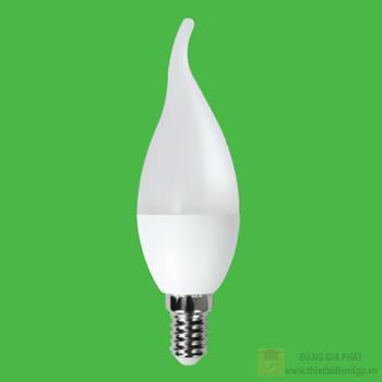 Bóng led bulb nến OPU OPU E F35 E14 5W FILA