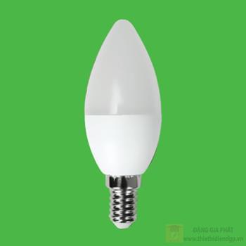 Bóng led bulb ớt OPU OPU E C35 E14 5W FILA