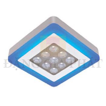 Đèn Mâm Ốp Nổi Vuông Led Panel 3 Chế Độ OTX