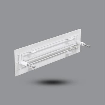 Phụ kiện - Đế gắn âm trần đèn exit P1005