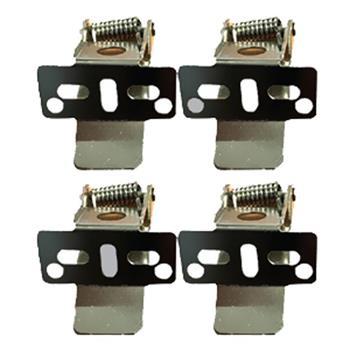 Phụ kiện gắn âm khung trần chìm dùng cho led panel PLPB40L-G2/PLPB40L-E/PLPD40L (thép sơn tĩnh điện) PALP010/S