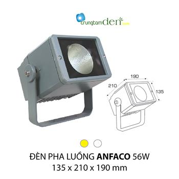 Đèn pha luồng Anfaco 50W PHA 008 56W
