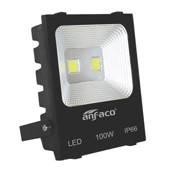Đèn pha Led Anfaco 005 100W ánh sáng trắng & vàng PHA LED 005 100W