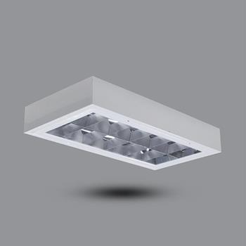 Bộ đèn phòng sạch Paragon PIFS218L20 2x10W PIFS218L20