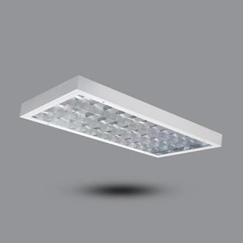 Bộ đèn phòng sạch Paragon PIFS336L54 3x20W PIFS336L54
