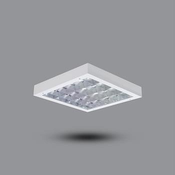 Bộ đèn phòng sạch Paragon PIFS418L40 4x10W PIFS418L40