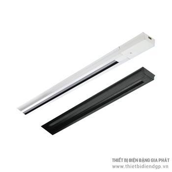 Thanh ray đèn chiếu rọi ray 1.2m  PKRR01/W/B