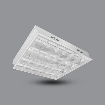 Máng đèn tán quang âm trần PRFF418L40 (4 bóng x 0.6m) PRFF418L40