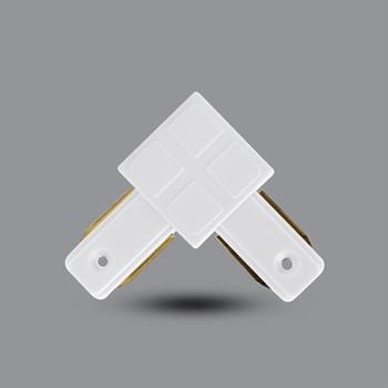 Khớp nối chữ L (trắng) PRO03W