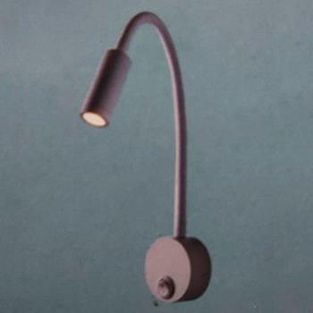Đèn chiếu điểm Led 3W Vỏ Trắng Gắn Tường PT-401A