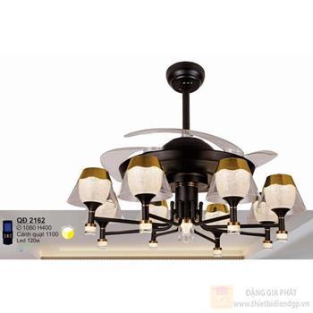 Quạt đèn Sano led 120W - Ø1080*H400mm QĐ 2162