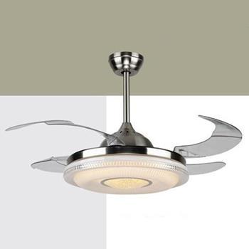 Quạt trần đèn Verona Ø500 x H750, cánh quạt 1100, Ánh sáng 3 chế độ QT-88601