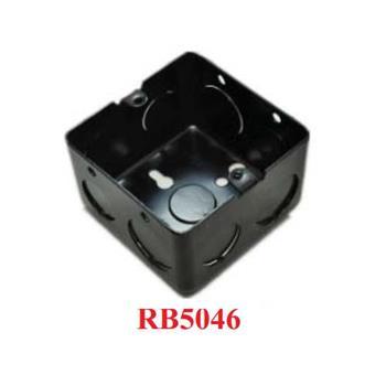 Đế âm kim loại cho ổ cắm âm sàn RB5046