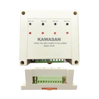 Công tắc điều khiển từ xa 4 kênh RF4K
