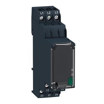 Rờ le bảo vệ gắn DIN rail RM22 (22mm), RM35 (35mm) RM22/RM35